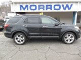 2013 Tuxedo Black Metallic Ford Explorer Limited 4WD #76624213