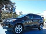 2013 Tuxedo Black Metallic Ford Escape Titanium 2.0L EcoBoost #76624204