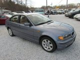 2002 Steel Blue Metallic BMW 3 Series 325xi Sedan #76624727