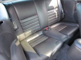 2002 Ford Mustang GT Convertible Rear Seat