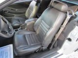 2002 Ford Mustang GT Convertible Front Seat