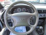 2002 Ford Mustang GT Convertible Steering Wheel