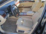 Volkswagen Phaeton Interiors