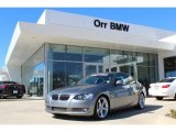 2010 Space Gray Metallic BMW 3 Series 335i Coupe #76624443