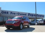 2011 Red Candy Metallic Ford Explorer XLT #76624433