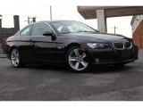 2008 Black Sapphire Metallic BMW 3 Series 335i Coupe #76624606