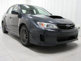 2012 Dark Gray Metallic Subaru Impreza WRX 4 Door #76624507