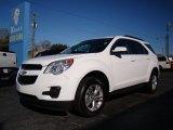 2010 Summit White Chevrolet Equinox LT #76624397