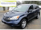 2010 Royal Blue Pearl Honda CR-V LX AWD #76681913