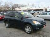 2010 Black Forest Pearl Toyota RAV4 I4 4WD #76682025