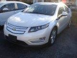 2013 White Diamond Tricoat Chevrolet Volt  #76681660