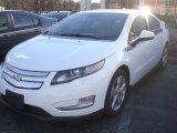 2013 Summit White Chevrolet Volt  #76681659