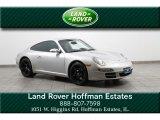 2008 Arctic Silver Metallic Porsche 911 Carrera Coupe #76682351