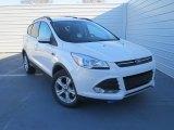 2013 White Platinum Metallic Tri-Coat Ford Escape SE 1.6L EcoBoost #76682106