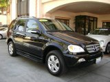 2005 Mercedes-Benz ML 350 4Matic