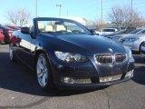 2010 Monaco Blue Metallic BMW 3 Series 335i Convertible #76681749