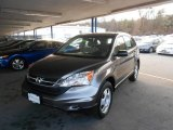 2010 Urban Titanium Metallic Honda CR-V LX AWD #76682220