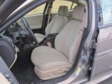 2006 Pontiac Grand Prix Sedan Sand Interior