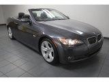 2008 Sparkling Graphite Metallic BMW 3 Series 335i Convertible #76682211