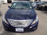 2013 Indigo Night Blue Hyundai Sonata Limited 2.0T #76681851