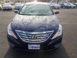2013 Indigo Night Blue Hyundai Sonata SE #76681849