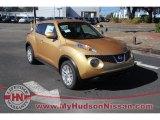 2013 Atomic Gold Nissan Juke SV #76681362