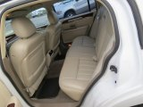 2003 Lincoln Town Car Executive Rear Seat