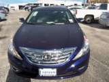 2013 Indigo Night Blue Hyundai Sonata Limited 2.0T #76681845