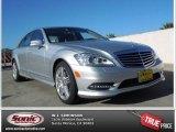 2013 Iridium Silver Metallic Mercedes-Benz S 550 Sedan #76681967