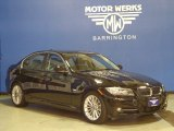 2010 Jet Black BMW 3 Series 335i xDrive Sedan #76681712