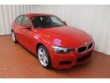 2013 Melbourne Red Metallic BMW 3 Series 328i xDrive Sedan #76681828
