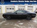 2013 Pitch Black Dodge Challenger R/T Plus Blacktop #76681940
