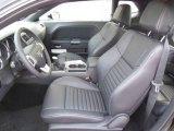 2013 Dodge Challenger R/T Plus Blacktop Front Seat