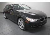 2013 Black Sapphire Metallic BMW 3 Series 335i Sedan #76682191