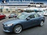 2014 Blue Reflex Mica Mazda MAZDA6 Touring #76681916
