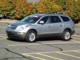 2008 Platinum Metallic Buick Enclave CXL #76682159
