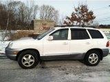 2003 Nordic White Hyundai Santa Fe GLS #76682148