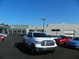 2013 Super White Toyota Tundra TSS CrewMax 4x4 #76740712