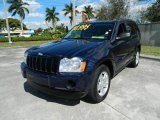 2005 Jeep Grand Cherokee Midnight Blue Pearl