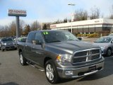 2012 Mineral Gray Metallic Dodge Ram 1500 Big Horn Crew Cab 4x4 #76740475