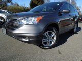 2011 Polished Metal Metallic Honda CR-V EX-L 4WD #76740589