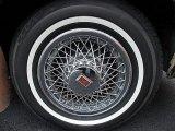 Oldsmobile Custom Cruiser 1982 Wheels and Tires