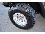 2006 Jeep Wrangler Unlimited Rubicon 4x4 Wheel