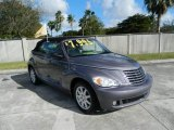 2007 Opal Gray Metallic Chrysler PT Cruiser Convertible #76740569