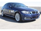 2011 Deep Sea Blue Metallic BMW 3 Series 335d Sedan #76740685