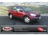 2008 Tango Red Pearl Honda CR-V LX 4WD #76740317