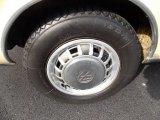 Volkswagen Dasher Wheels and Tires