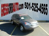2011 Urban Titanium Metallic Honda CR-V LX #76768003