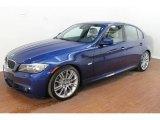 2009 Montego Blue Metallic BMW 3 Series 335i Sedan #76773536