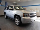 2013 Chevrolet Tahoe Silver Ice Metallic